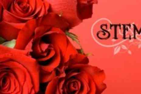 Stems - Wedding Flower Package - Save 64%
