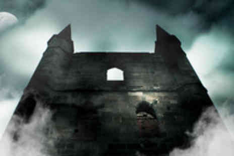DI Paranormal - Ghost hunt evening & refreshments, or £19 for 2 people with DI Paranormal - Save 52%