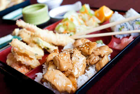 Shibuya London - Japanese meal for two plus two drinks - Save 62%
