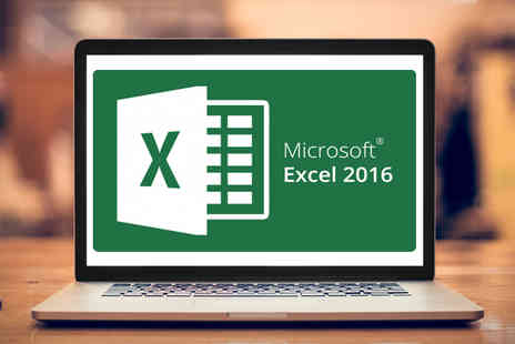 Blue Mountain Training - MS Excel 2016 Set of Three Interactive Courses - Save 93%