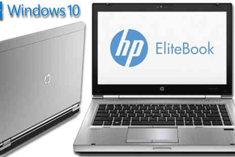 JMN Business Solutions - HP EliteBook 2570P 12.5 Inch Core I5 3rd Gen - Save 0%