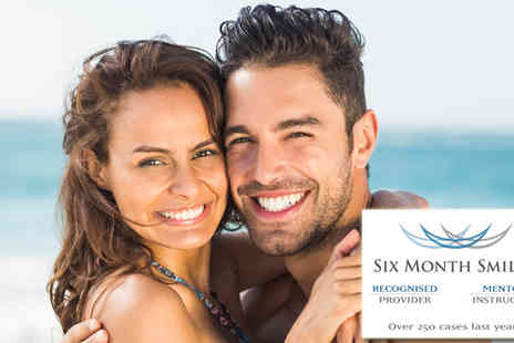 Dental Care London - Six Month Smiles Braces - Save 53%