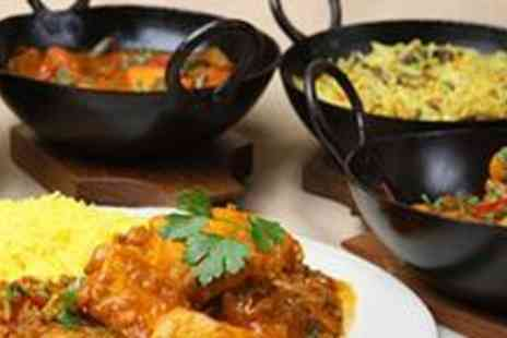 Southern Spice - Evening Indian meal for two and enjoy a starter, side and a main each - Save 67%