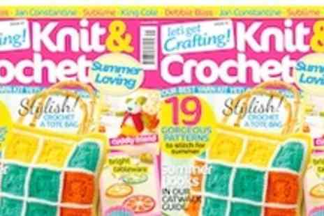 Lets Get Crafting - 3 Issues of Lets Get Crafting create your own fantastic masterpieces - Save 50%