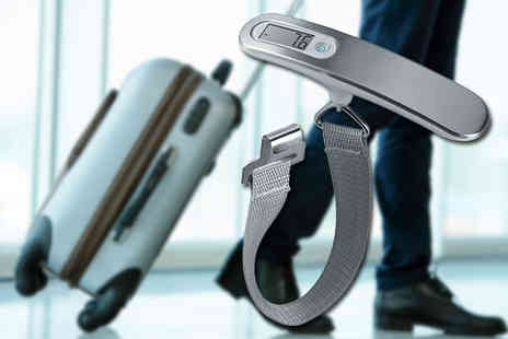 Headsgroup - Digital Luggage Scale - Save 73%