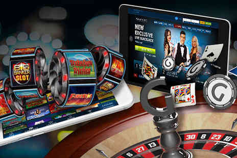 Gala Interactive - Gala Casino Exclusive Voucher Offer - Save 95%