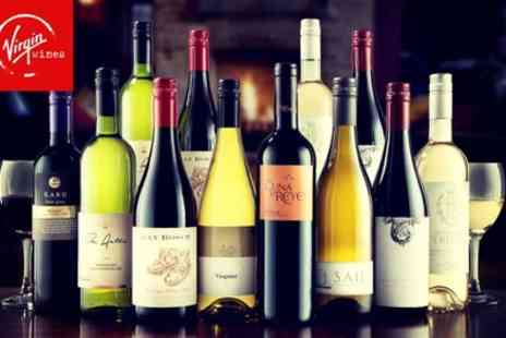 Virgin Wines Online - £50 or £100 to Spend on Award Winning Wine - Save 50%