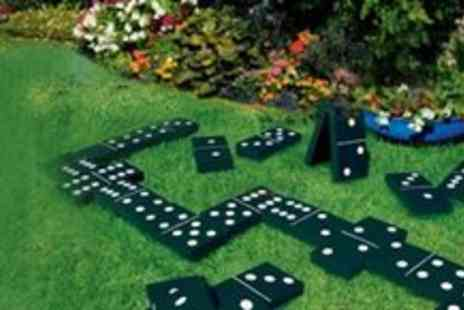 Gadgets And Products - Giant Traditional Garden Games - Save 64%
