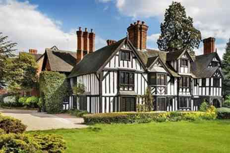 Nailcote Hall Hotel - Two Night Warwickshire Escape with Dinner - Save 0%