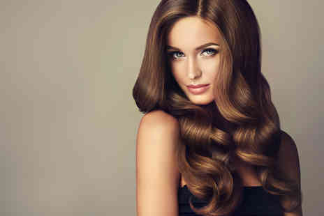 YouGlo - Wash, cut, blow dry and hair mask or conditioning treatment - Save 62%