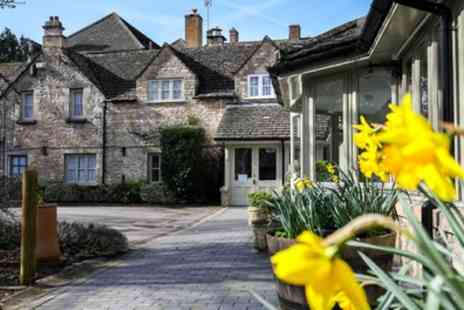 Stratton House Hotel - One or Two Nights Stay for Two with Breakfast and Option for Dinner - Save 47%