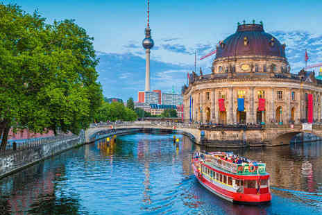 Travelsoon - City Break to Berlin - Save 0%