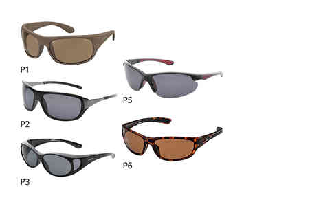 Brands Store - Pair of Polaroid sunglasses - Save 63%