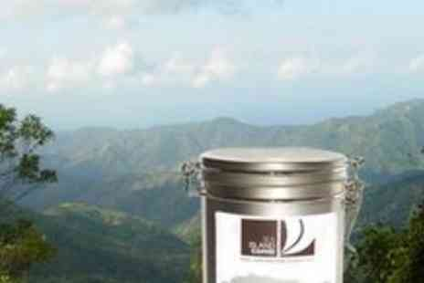 Jamaica Blue Mountain Coffee - Coffee Tin 250g - Save 51%