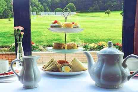 Wilton Golf Club - Afternoon Tea for Two or Four - Save 0%