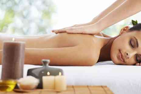 The Spa in Dolphin Square - Top Rated London Spa Pamper Package for 2 - Save 59%