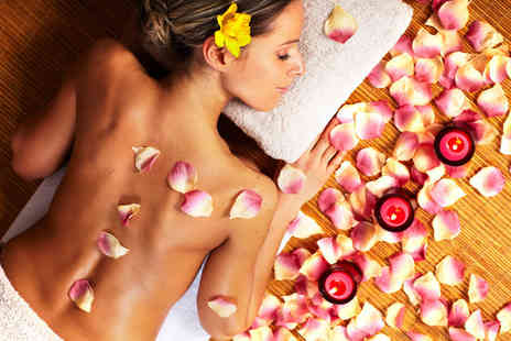 The Heavens Salon and Spa - Luxury 30 minute neck, back And shoulder massage - Save 48%