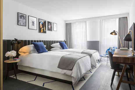 Kimpton De Witt Amsterdam - Five Star Characterful Design Hotel Stay For Two In Historical Centre - Save 66%