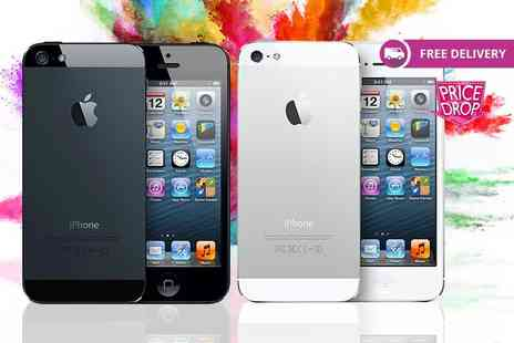 Next Day Mobiles - iPhone 5C 8GB or iPhone 5 16GB - Save 56%