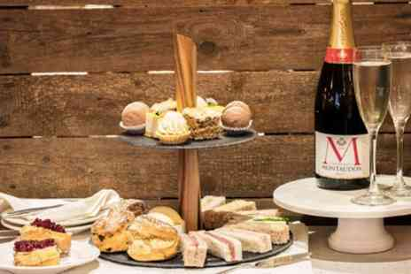 Hawkers Bar and Brasserie - Afternoon Tea with Optional Prosecco for One, Two or Four - Save 50%