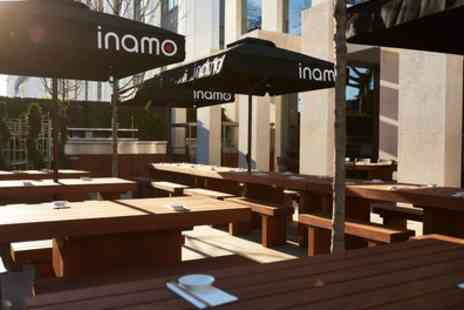 Inamo - All You Can Eat Asian Barbecue with Bubbly for One or Two - Save 39%