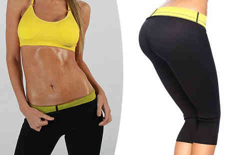 121 Mart - Capri Length Slimming Pants 6 Sizes - Save 70%