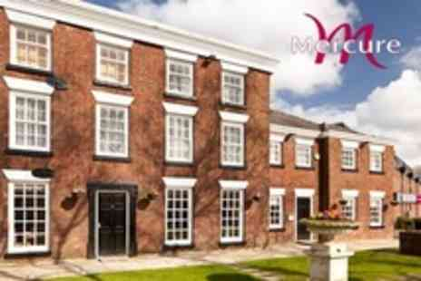 Mercure Bolton West Hotel - One Night Stay For Two With Dinner and Breakfast in West Pennine Moors - Save 47%