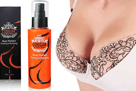 Cougar Beauty Products - Bust Perfect Firming Serum - Save 87%