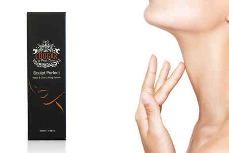 Cougar Beauty Products - Neck and Chin Lifting Serum - Save 84%