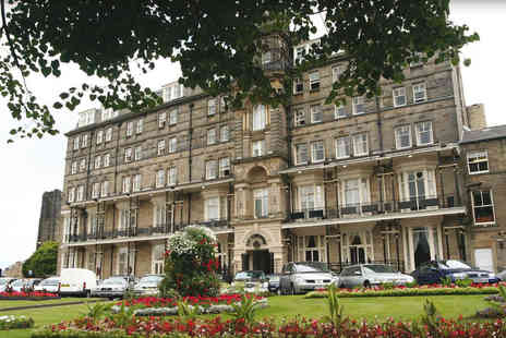 The Yorkshire Hotel - One or two night stay for two with breakfast and two course dinner - Save 41%