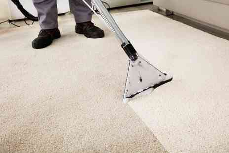 My Bespoke Services - Professional carpet cleaning in two rooms - Save 66%