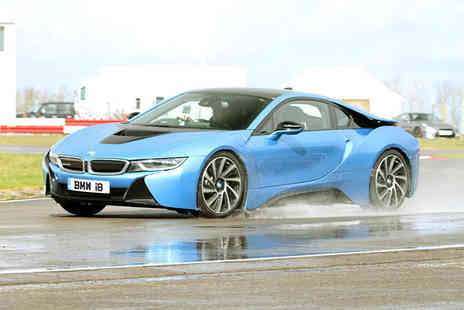 Experience Limits - Three lap BMW I8 weekday experience or weekend experience - Save 74%