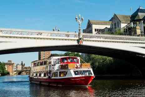 City Cruises PLC - York Daytime River Cruise - Save 30%