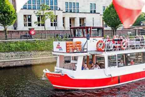 City Cruises PLC - York Evening River Cruise - Save 33%