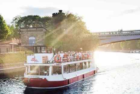 City Cruises PLC - York Floodlit River Cruise - Save 37%