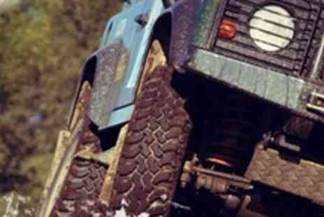 True Grip - Two Hour Off Road Driving Experience For Three - Save 61%