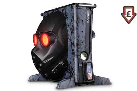 Groupon Goods Global GmbH - Calibur11 MLG Vault: 3D Armoured Gaming Case for Xbox 360 - Save 43%