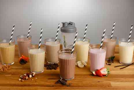 Groupon Goods Global GmbH - 4, 8 or 12 Week Diet Now 5:2 Meal Replacement Shakes Pack - Save 44%