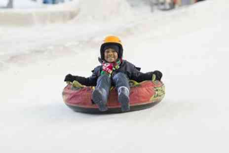 Chill Factore - One Hour Snow Park Pass with Clothing Hire for One or Two - Save 44%