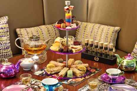 K West Hotel & Spa - Glam Rock Afternoon Tea & Spa Access for 2 - Save 47%