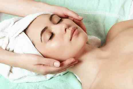 Versage Health and Beauty - Choice of one hour facial with a 20 minute back, neck and shoulder massage - Save 0%