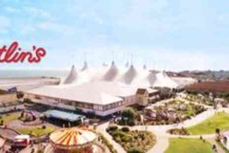 Butlins - 30 July Four-night stay for two, including breakfasts and dinner in Minehead - Save 56%