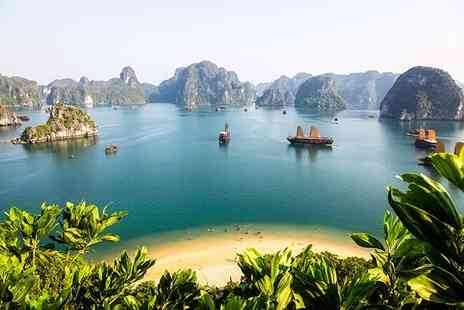 Lisa Vietnam Travel - Eight day Vietnam tour including daily breakfast and selected meals - Save 51%