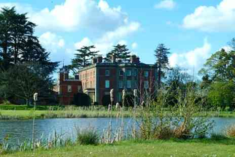 Netley Hall - Two to Four Night Self Catering Cottage Stay for Four - Save 0%