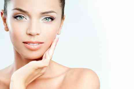 Astute Aesthetics - Three sessions of laser thread vein removal on the face, leg or a specified area - Save 90%