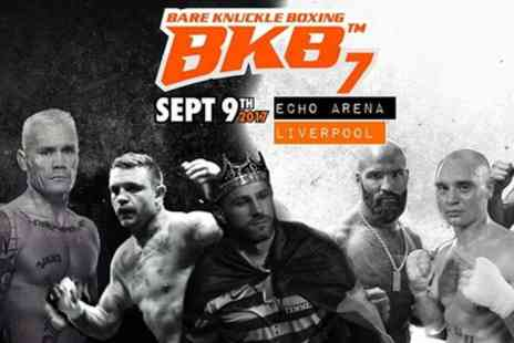 BKB Events - One or two general admission tickets to BKB 7 on Saturday 9 September - Save 63%