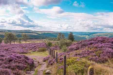 Britannia Hotels - One or two night Peak District stay for two including breakfast or include a dinner and a bottle of wine - Save 35%