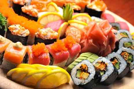 Grange City Hotel - All You Can Eat Sushi with Miso Soup for Up to Four - Save 29%