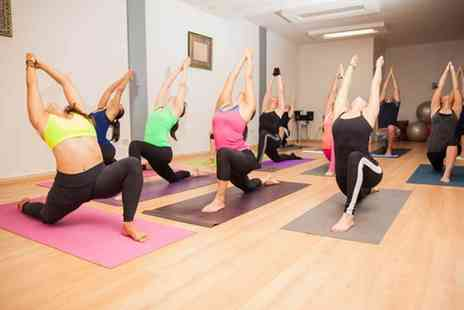 Hope Pilates - Your choice of ten yoga classes - Save 87%