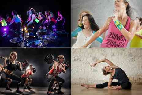 Tribe Fitness - 10 dance, strength or holistic classes - Save 66%